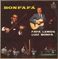 Fafá Lemos, Luiz Bonfa BONFAFÁ.jpg