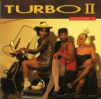 Turbo Ⅱ  VOLUME 2.jpg