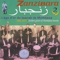Zanzibara 2  L'ÂGE D'OR DU TAARAB DE MOMBASA.jpg
